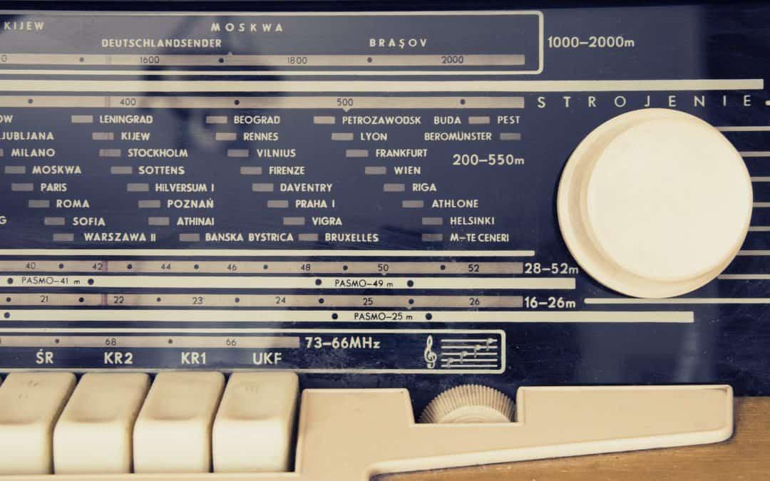 Radio d'enseigne : définition